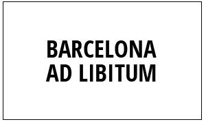 Barcelona Ad Libitum