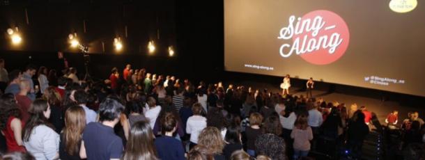 Sing-Along y los musicales que arrasan en teatros y cines