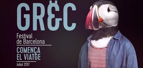 ¡El Grec Festival de Barcelona 2017 ya está aquí!