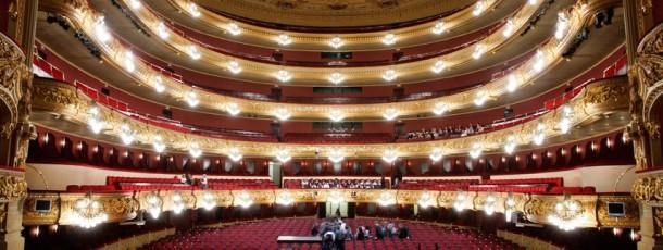 Los teatros más antiguos y clásicos de Barcelona