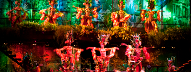Cabaret Tropicana, el espectáculo del verano
